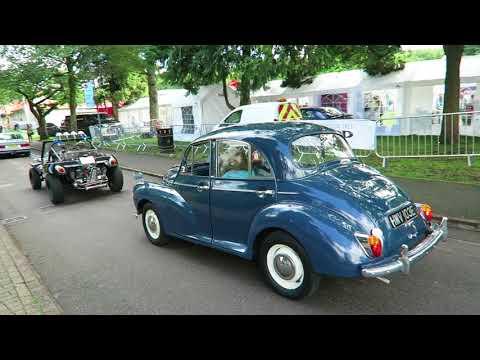 Vintage Transport Day Pontypridd 2017 ||  vlog 012