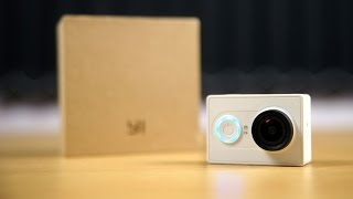 Xiaomi Yi Action Camera - Unboxing, Setup & Hands On