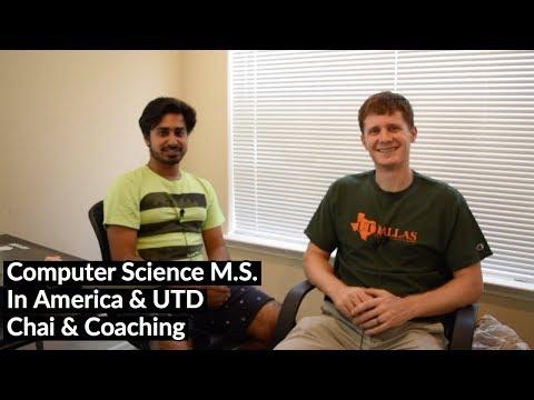 Masters In Computer Science In America | MS CS At UT Dallas