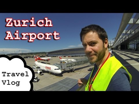 Exploring Zurich Airport