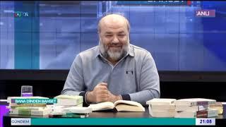 Bana Dinden Bahset - R. İhsan Eliaçık - 4 Ocak 2019 - KRT TV