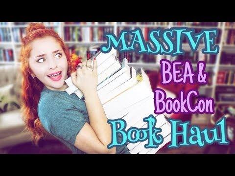MASSIVE BookCon/BEA Book Haul!