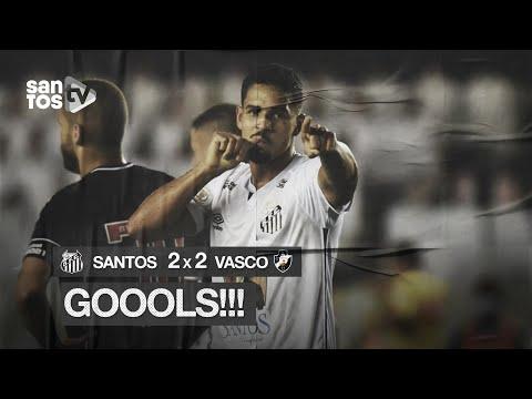 SANTOS 2 X 2 VASCO | GOLS | BRASILEIRÃO (02/09/20)