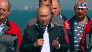 Gambar cover Venti di guerra tra Russia e Ucraina: scontro in mare tra navi