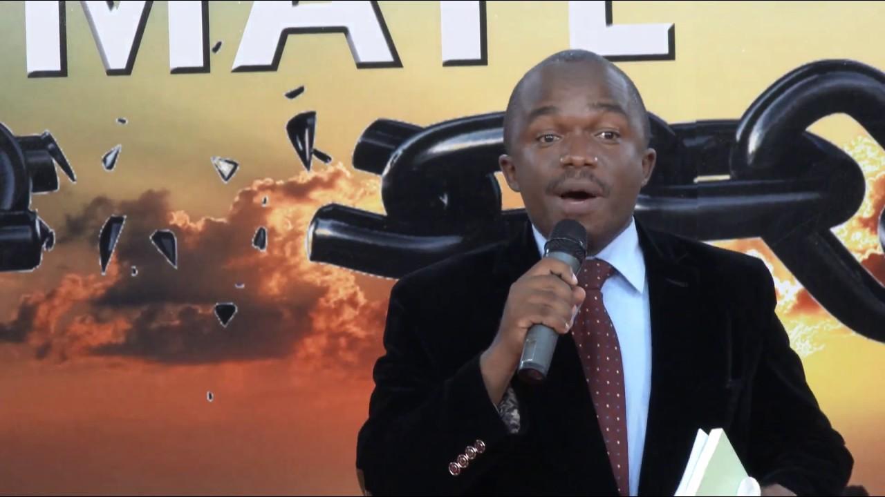 Uhuru hatimaye,Pr David Mbaga Epsd 1
