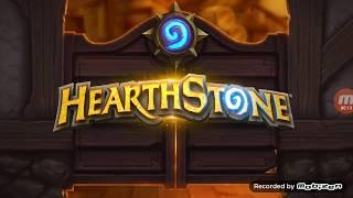 HEARTHSTONE, прохождение игры.