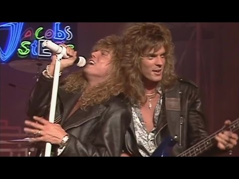 Europe - Open Your Heart (1988)