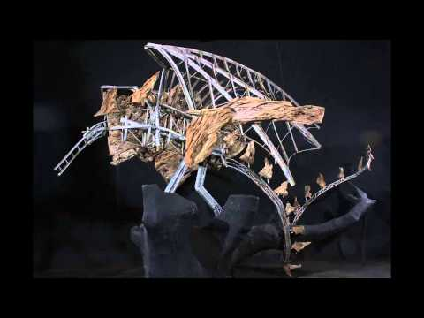 The Making of the Wyvern in the Baobabs