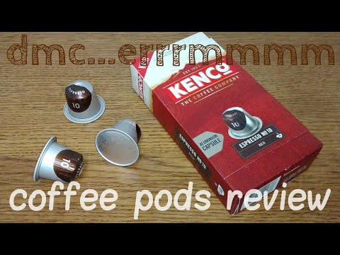 Lor Espresso Colombia Coffee Pods Review Youtube