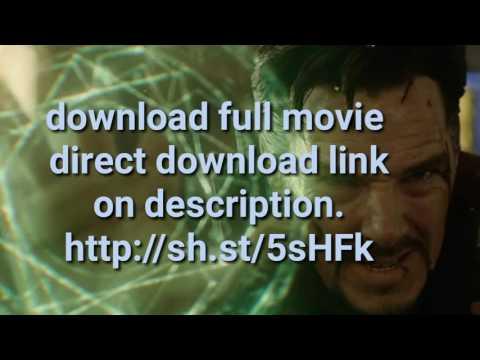 Direct Download doctor strange full movie...