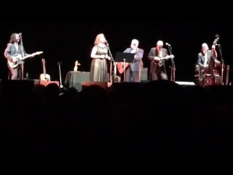 John Prine/ Iris Dement - Milwaukee Here I Come - Kings Theatre 4/8/16