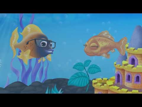 Tetra® – Introducing The New GloFish® Storybook, Species Display And Tetra-fish.com Features