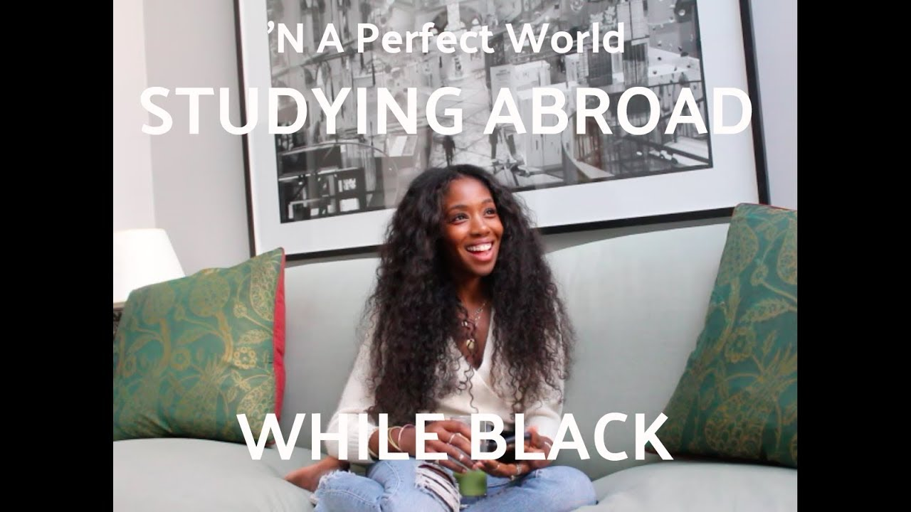 Studying Abroad While Black