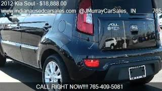 2012 Kia Soul + Wagon 4d - For Sale In Lafayette, In 47905