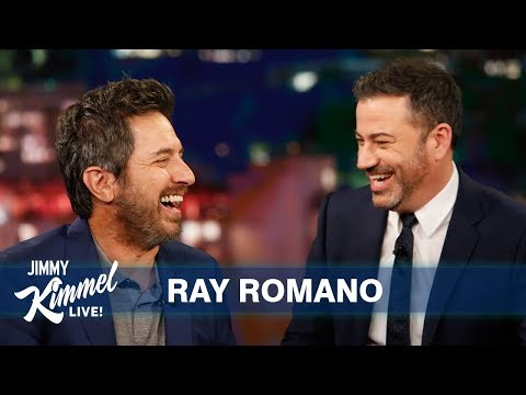Ray Romano on Getting Older, His Kids & The Irishman - YouTube