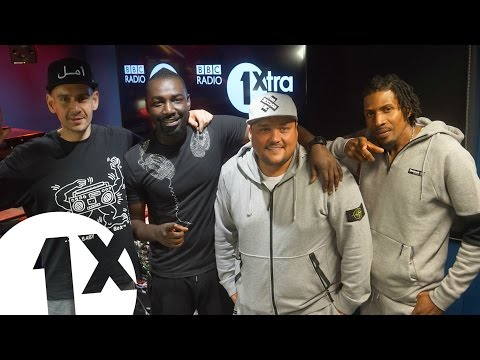 Heartless Crew - Fire in the Booth on BBC Radio 1Xtra