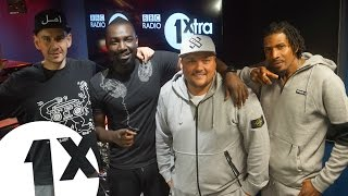 Cover images Heartless Crew - Fire in the Booth on BBC Radio 1Xtra