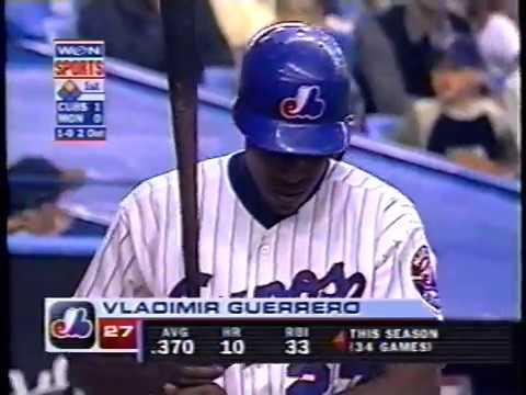 5/14/2000 Cubs at Expos