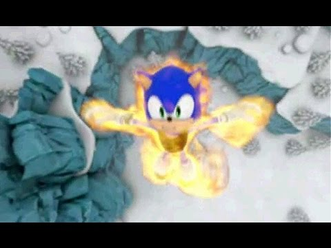 Sonic Boom: Fire & Ice - The Movie [All Cutscenes & Boss Battles]