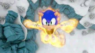 Sonic Boom Fire Ice The Movie All Cutscenes Boss Battles