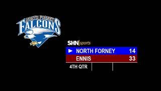 High School Football   North Forney Falcons Vs. Ennis Lions   9202019
