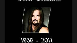 R.I.P. SCOTT COLUMBUS - Manowar (by Christian Becerra)