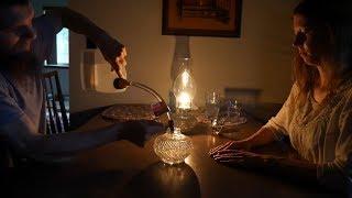 Oil Lamp Tips for Off Grid Living