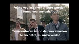 THE WANTED - I Found You (Español-Inglés)