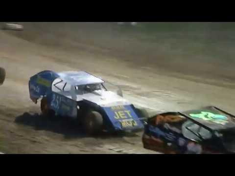 Modifieds A Feature Trevor Baker 25! Eagle Raceway 07/22/2017
