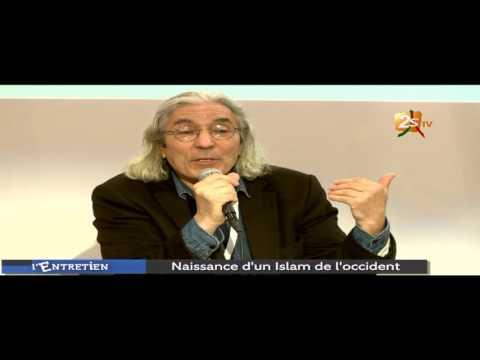 L'ENTRETIEN avec l'écrivain algérien Boualem Sansal Invité au Salon du livre de Genève