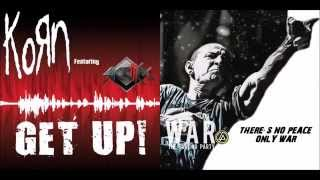 Korn ft. Skrillex/Linkin Park - Get Up!/War Mash-up [+Download Link]