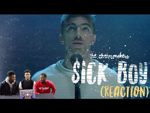 The Chainsmokers - Sick Boy REACTION