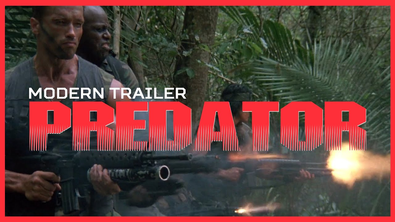 Download Epic Modern Trailer   Predator 1987 (HD)