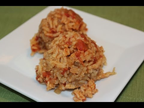 Rice Cooker Spanish Rice