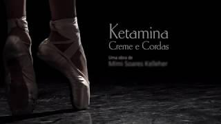 capa de Ketamina Creme e Cordas de Mimi Soares Kelleher
