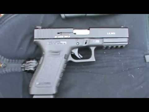 22lr Conversion kit for a Glock 21 made by Advantage Arms