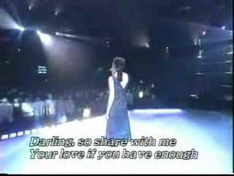 Eyes On Me - Faye Wong ( with lyrics)