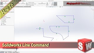 Solidworks Line Command Basic Tutorial
