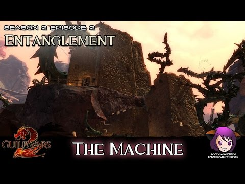 the machine gw2