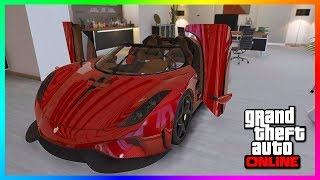 Video GTA Online Doomsday Heist DLC Unreleased Cars/Vehicles - How Much Money You Need To Buy EVERYTHING! download MP3, 3GP, MP4, WEBM, AVI, FLV Februari 2018
