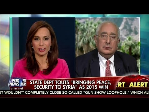 Ben Stein Schools Julie Roginsky in Heated Debate on Syrian Refugee Problem