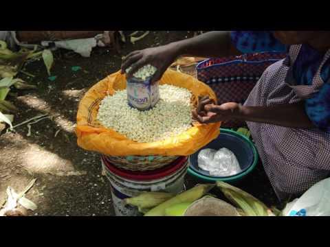 Kenya Kisumu Marché local / Kenya Kisumu Local market