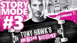 Tony Hawk's American Wasteland [PC] Story Mode #3 - Longplay / No Commentary / Full Playthrough