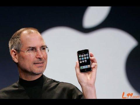 [HD] 史蒂夫乔布斯演讲-iPhone首次问世发布会.中英双语.AMor字幕组