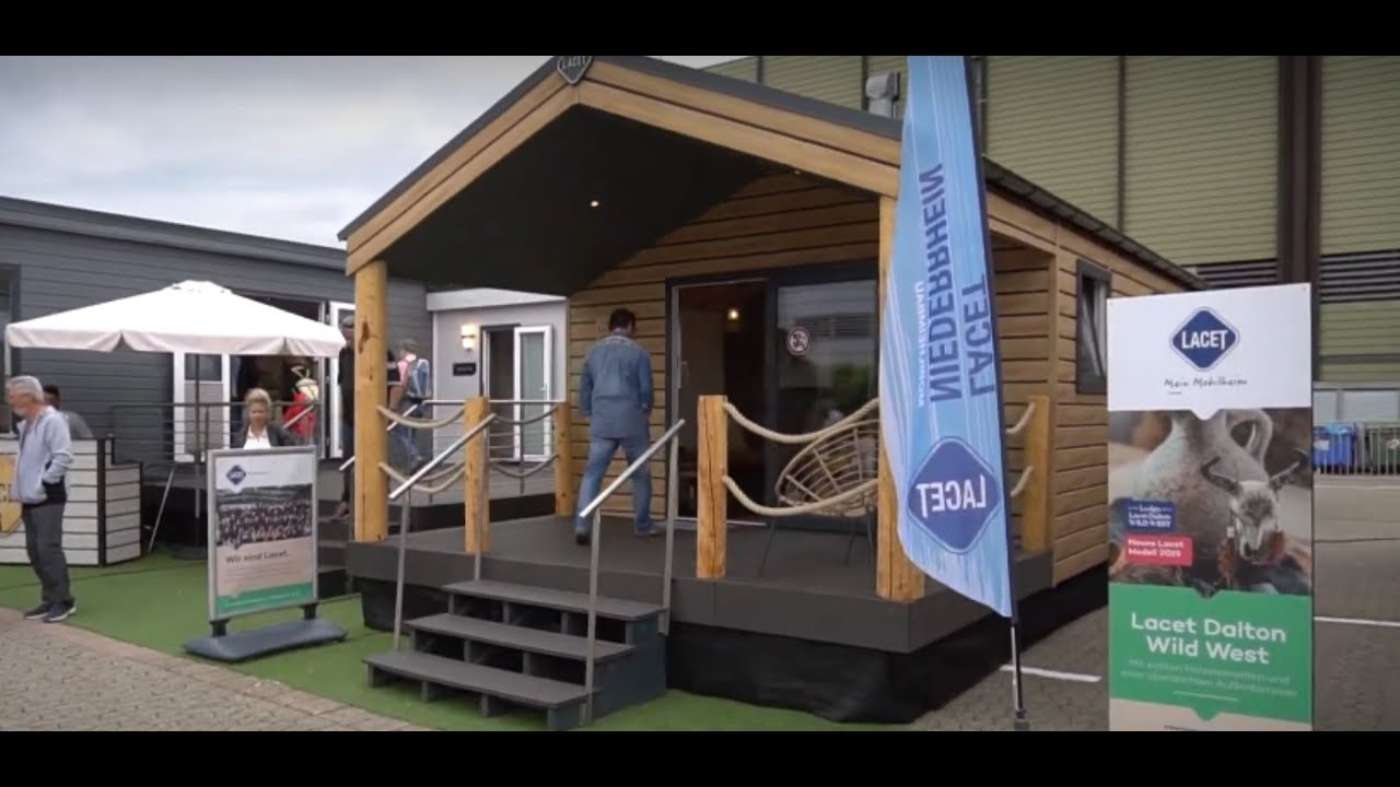 Tiny House Lacet 2020 Mobile Home Walkaround Test Review Ausführlicher Rundgang Youtube