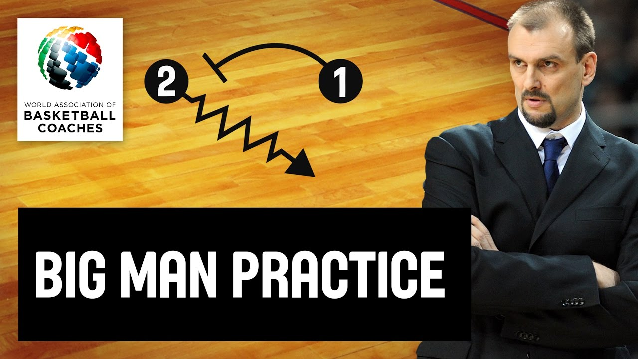 Big man practice - Zan Tabak -