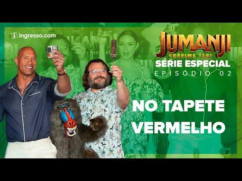 Playlist Jumanji - Próxima Fase | Série Especial