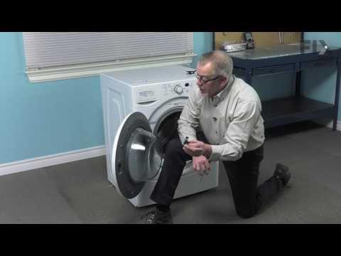 OEM Whirlpool WP8540221 Kenmore Washer Door Strike