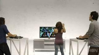 DJ Hero 2 Reveal Trailer