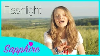 Video Jessie J - Flashlight (from Pitch Perfect 2) - cover by 12 year old Sapphire download MP3, 3GP, MP4, WEBM, AVI, FLV September 2018